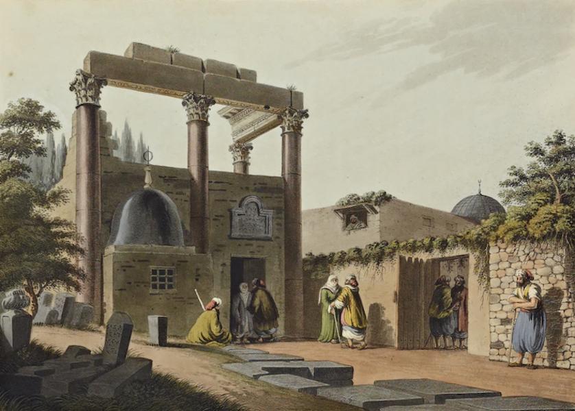 Views in the Ottoman Dominions - Mosque at Latachia (1810)