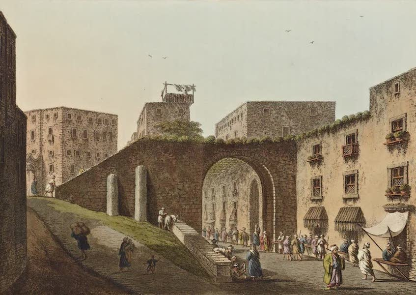 Views in the Ottoman Dominions - Part of Jerusalem (1810)