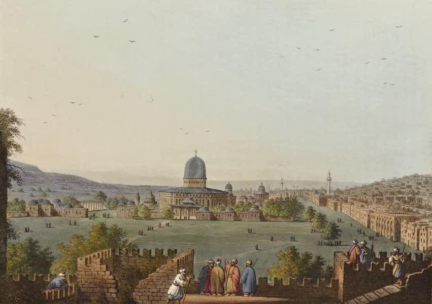 Views in the Ottoman Dominions - Temple of Solomon (1810)