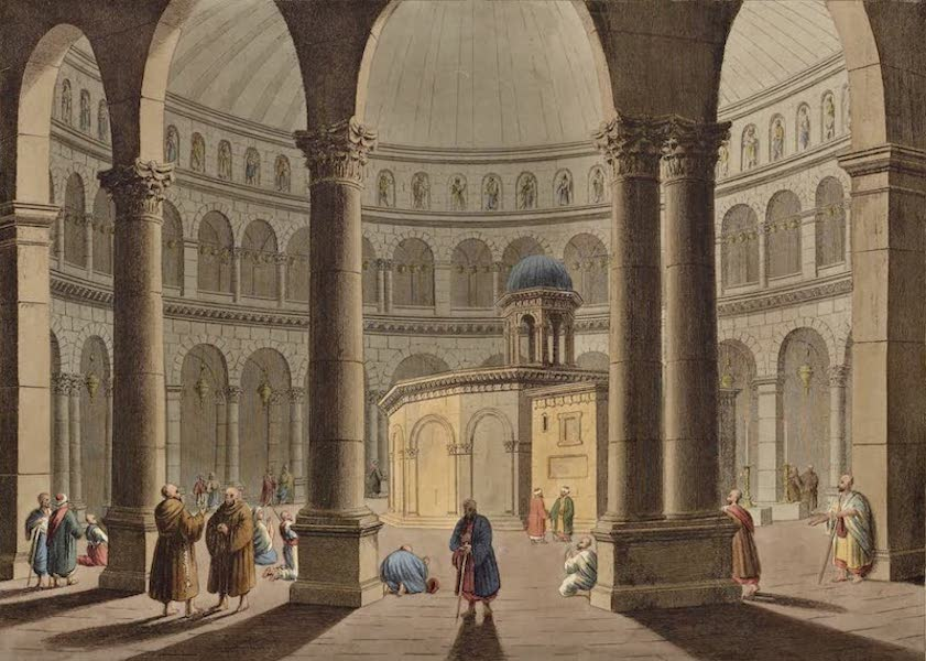 Views in the Ottoman Dominions - Church of the Holy Spulchre (1810)