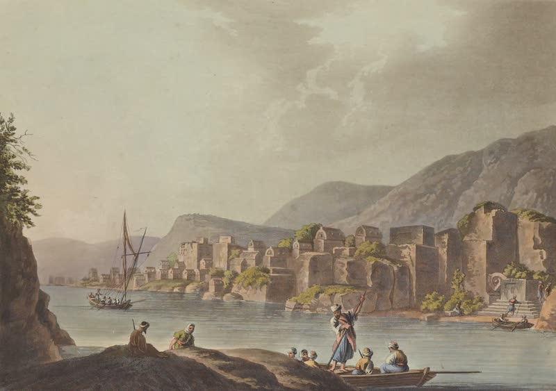 Views in the Ottoman Empire - Necropolis or Cemetery of Cacamo (1803)