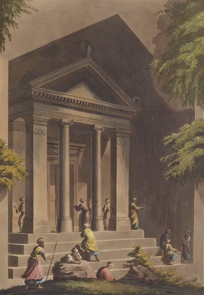 Views in the Ottoman Empire - Ancient Sepulchre near Macri (1803)