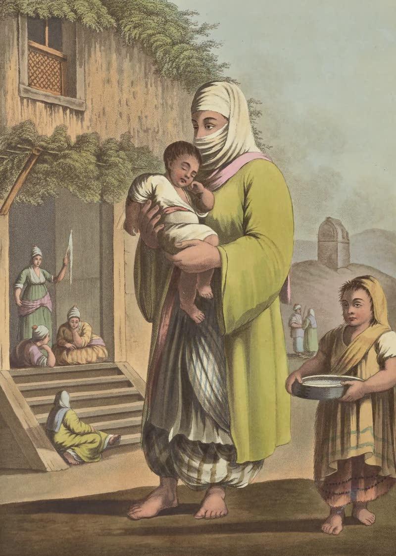 Views in the Ottoman Empire - Women of Caramania (1803)