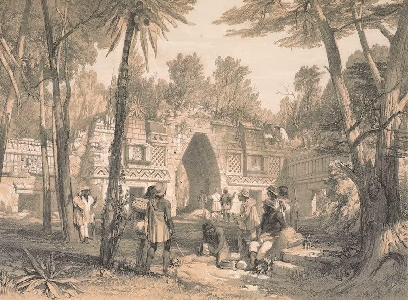 Gateway at Labnah