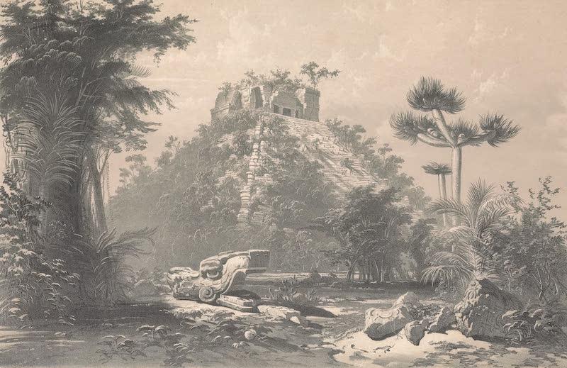 Teocallis at Chichen-Itza