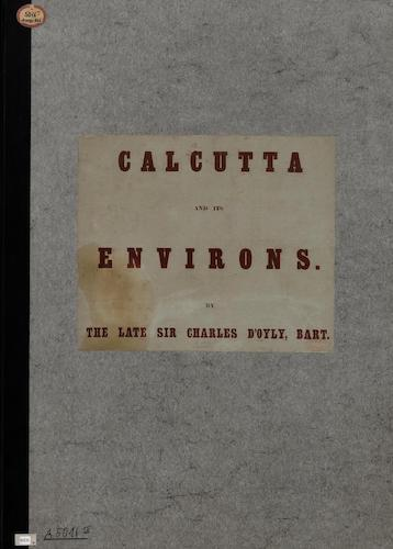 Views of Calcutta and its Environs (1848)