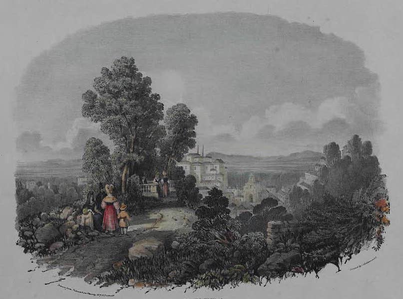 Views of Cintra - Cintra (1830)