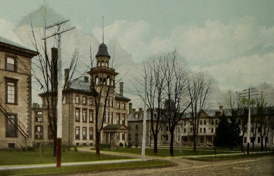 Views of London, Ontario - Victoria Hospital, London, Ont., Canada (1910)