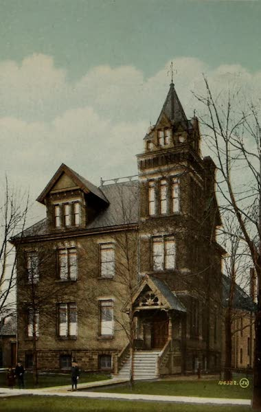 Views of London, Ontario - London Medical College, London, Ont., Canada (1910)