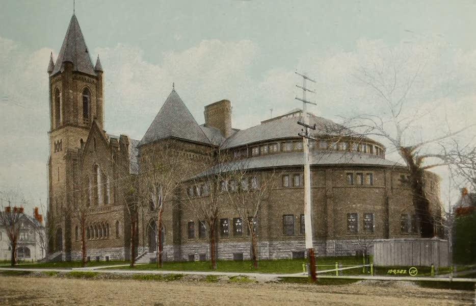 Views of London, Ontario - First Methodist Church, London, Ont., Canada (1910)