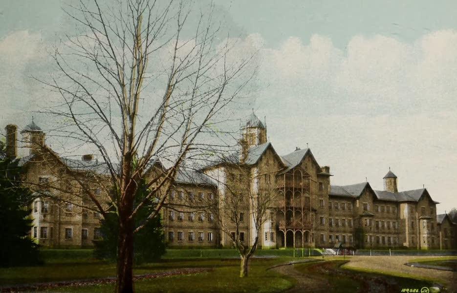 Views of London, Ontario - Asylum for Insane, London, Ont., Canada (1910)