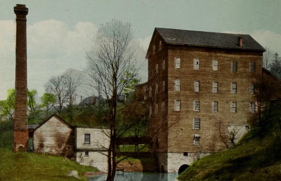 Views of London, Ontario - Blackfriars Mill, London, Ont., Canada (1910)