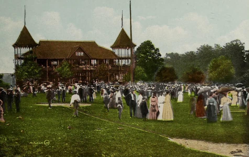 Views of London, Ontario - Merrymaking, Springbank Park, London, Ont., Canada (1910)
