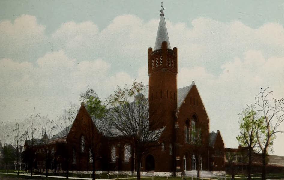 Views of London, Ontario - First Presbyterian Church, London, Ont., Canada (1910)