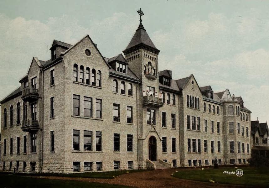 Views of London, Ontario - St. Joseph's Hospital, London, Ont., Canada (1910)