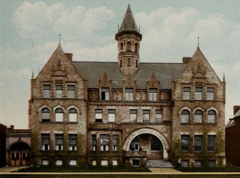 Views of London, Ontario - Y.M.C.A. Building, London, Canada (1910)