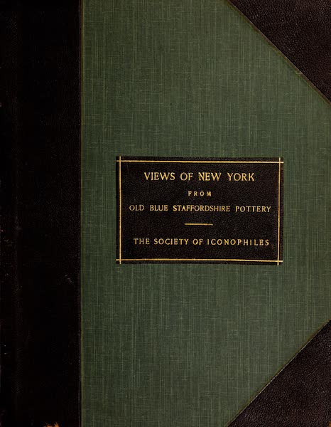 Views of New York - Front Cover (1904)