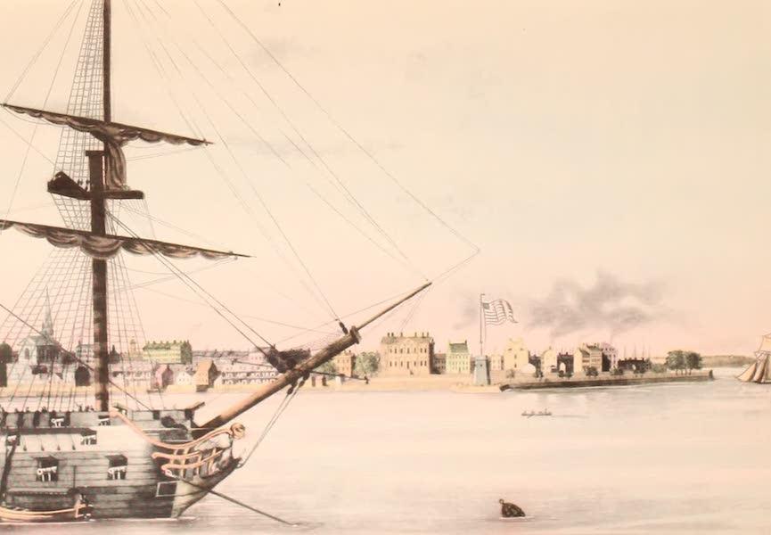 [Views of Old New York] - New York, 1794 (1875)