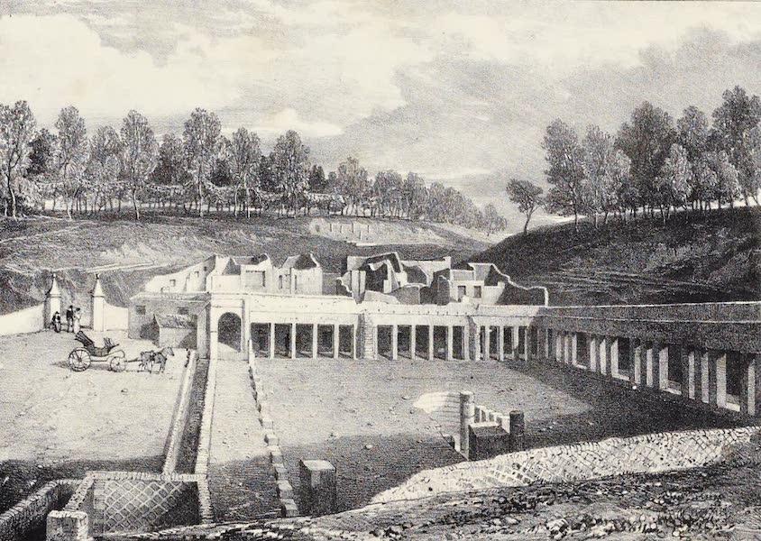 Views of Pompeii - Villa of Diomedes (1828)
