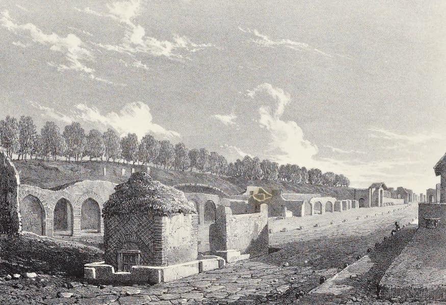 Views of Pompeii - The Inn (1828)