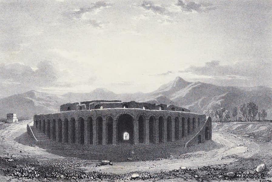 Views of Pompeii - Amphitheatre (1828)