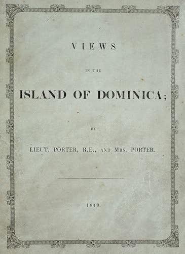 Haiti - Views of the Island of Dominica