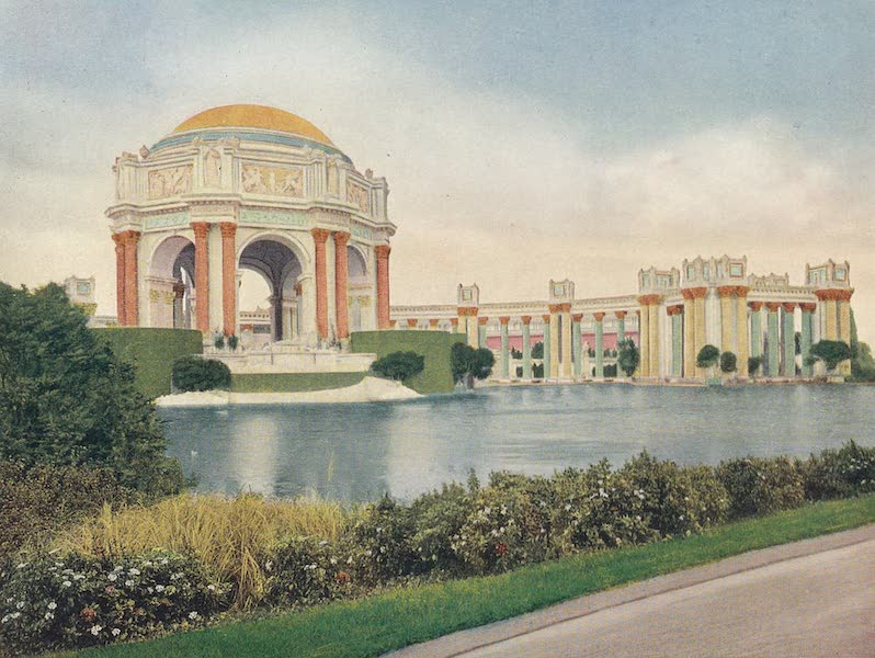 Views of the Panama Pacific International Exposition - [View No. 1] (1915)
