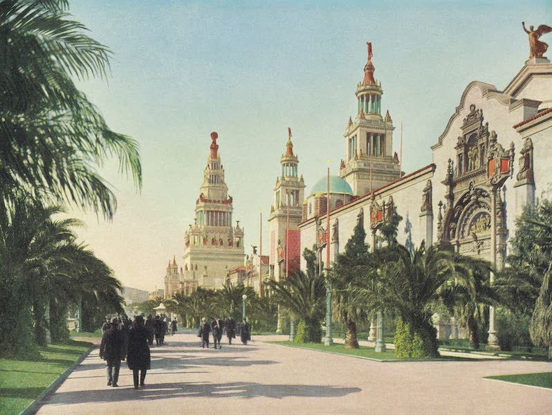 Views of the Panama Pacific International Exposition - [View No. 2] (1915)