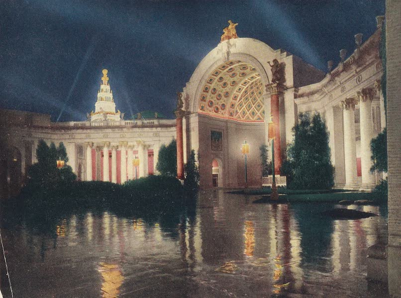Views of the Panama Pacific International Exposition - [View No. 3] (1915)