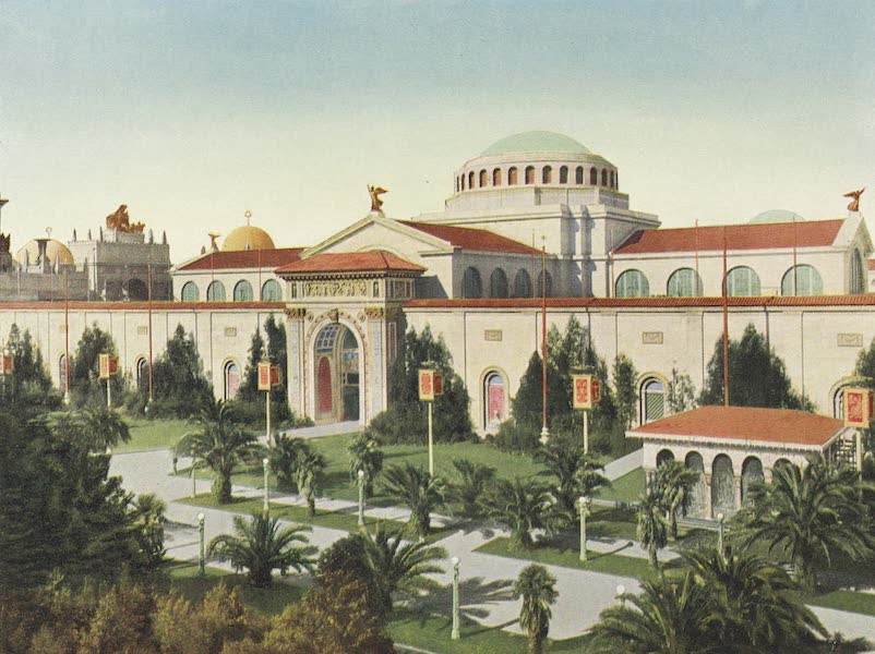 Views of the Panama Pacific International Exposition - [View No. 4] (1915)