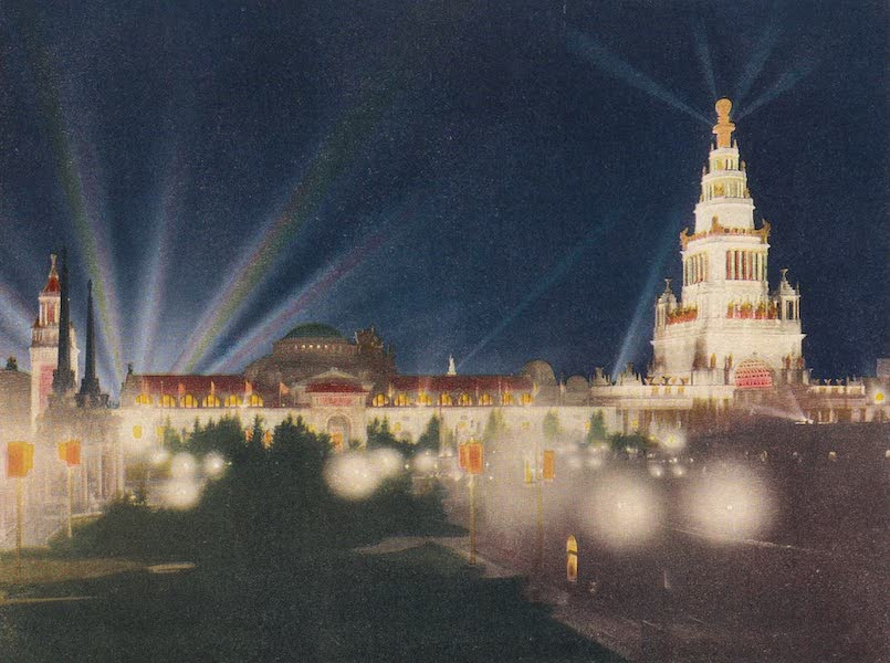 Views of the Panama Pacific International Exposition - [View No. 5] (1915)