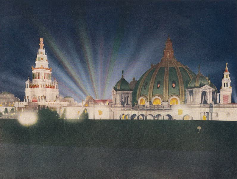 Views of the Panama Pacific International Exposition - [View No. 7] (1915)