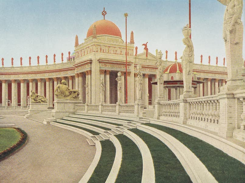 Views of the Panama Pacific International Exposition - [View No. 8] (1915)