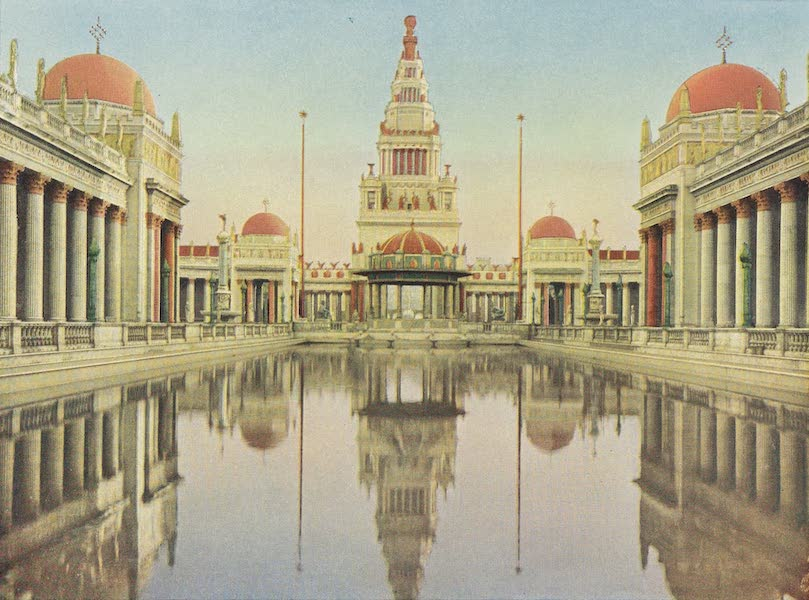 Views of the Panama Pacific International Exposition - [View No. 12] (1915)