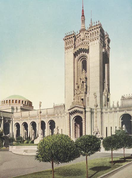 Views of the Panama Pacific International Exposition - [View No. 13] (1915)
