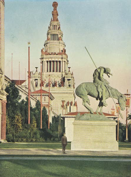 Views of the Panama Pacific International Exposition - [View No. 14] (1915)