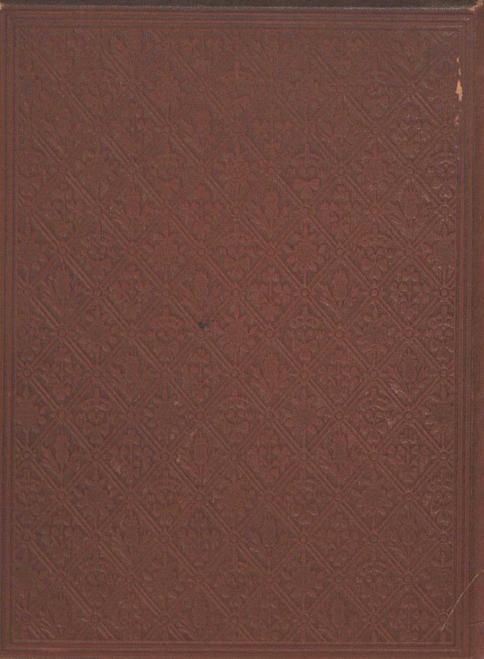 Views of Wicklow and Killarney - Back Cover (1875)