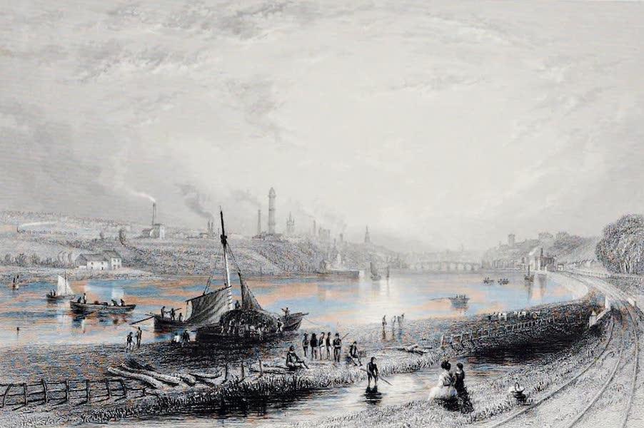 Views on the Newcastle and Carlisle Railway - Newcastle-on-Tyne (1839)