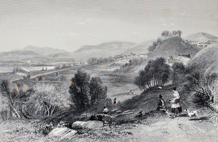 Views on the Newcastle and Carlisle Railway - Haltwhistle (1839)