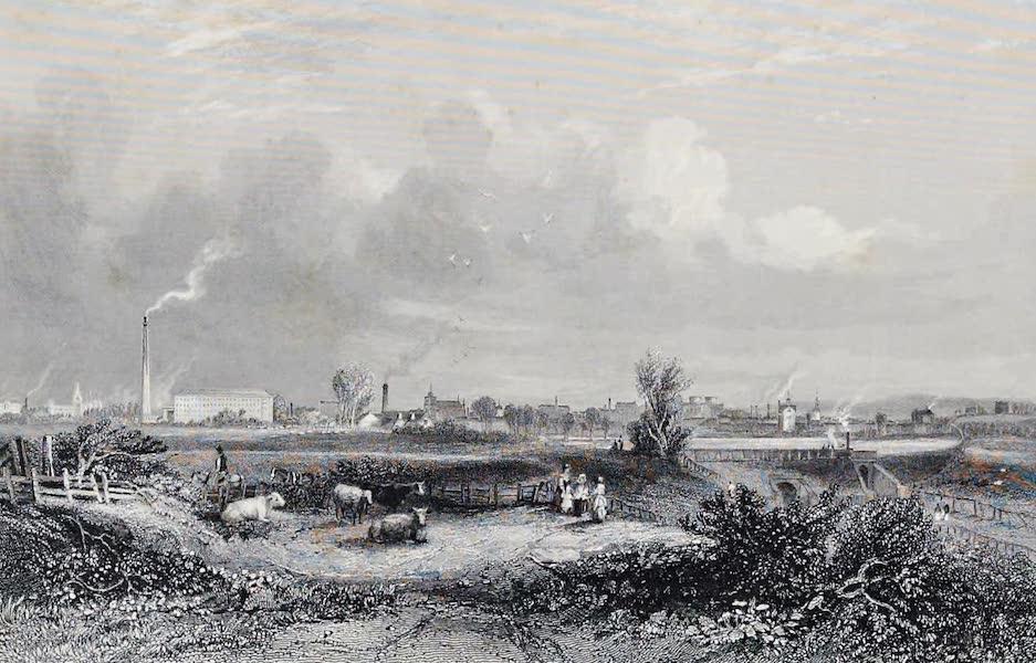 Views on the Newcastle and Carlisle Railway - Carlisle (1839)