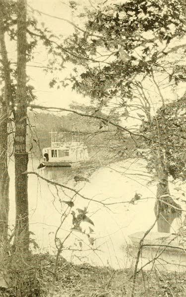 Virginia: the Old Dominion - The Houseboat Gadabout (1921)