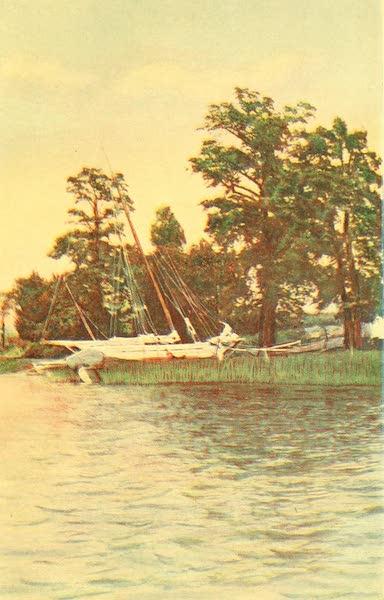 Virginia: the Old Dominion - Along the Shore of Chuckatuck Creek (1921)