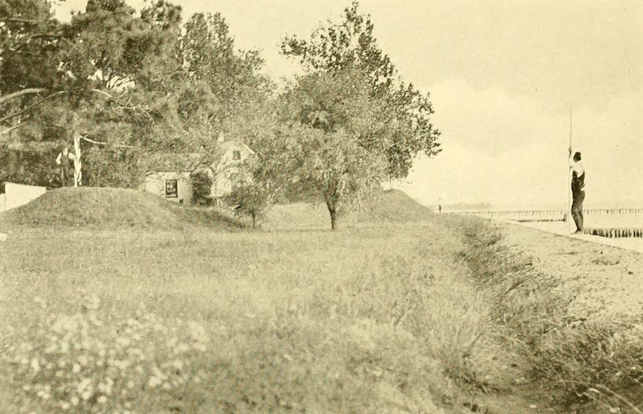 Virginia: the Old Dominion - Locating What Is Left of the Site of the First Settlement (1921)