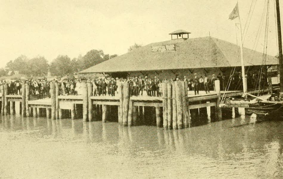 Virginia: the Old Dominion - An Excursion Day at Jamestown Island (1921)