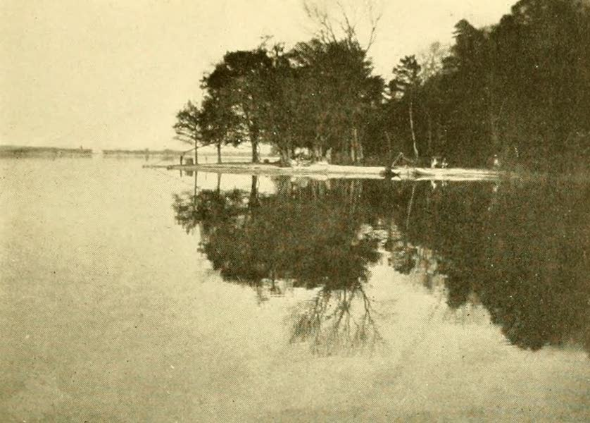 Virginia: the Old Dominion - Entrance to Chippoak Creek (1921)