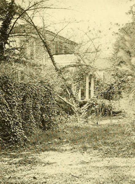 Virginia: the Old Dominion - A Side Path to the Manor-house (1921)