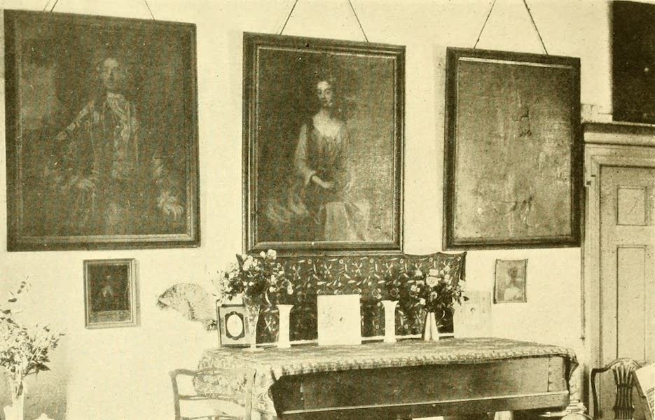Virginia: the Old Dominion - In the Drawing-room (1921)