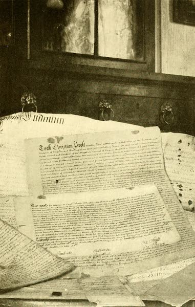 Virginia: the Old Dominion - Treasured Parchments, Including the Original Grant of 1616 (1921)