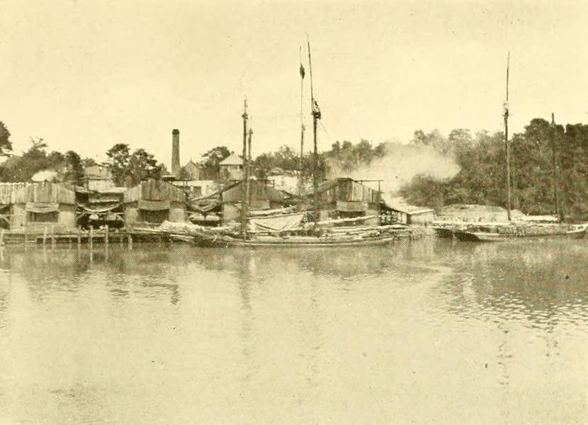 Virginia: the Old Dominion - Sturgeon Point Landing (1921)