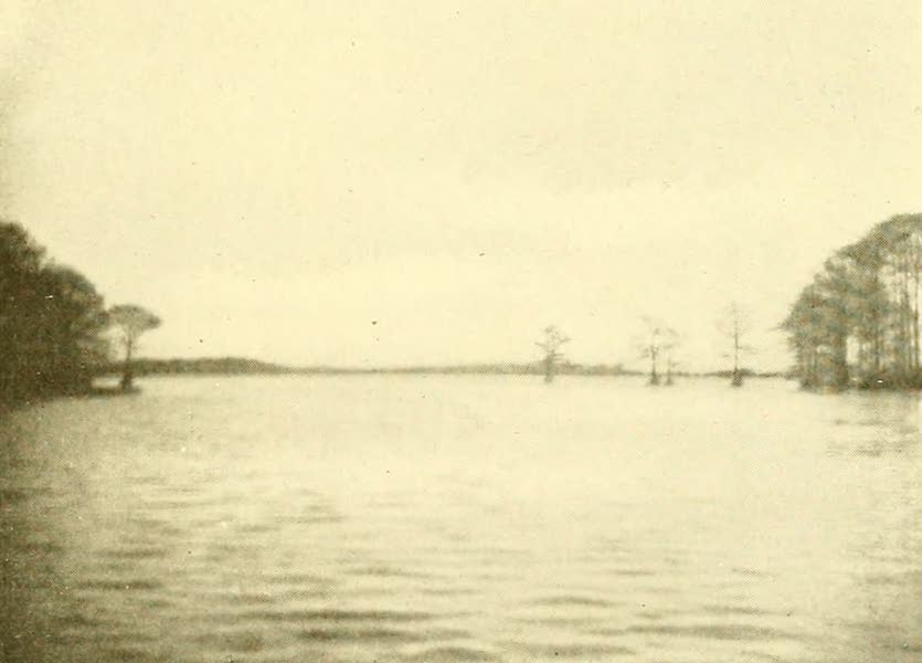 Virginia: the Old Dominion - At the Mouth of Kittewan Creek (1921)